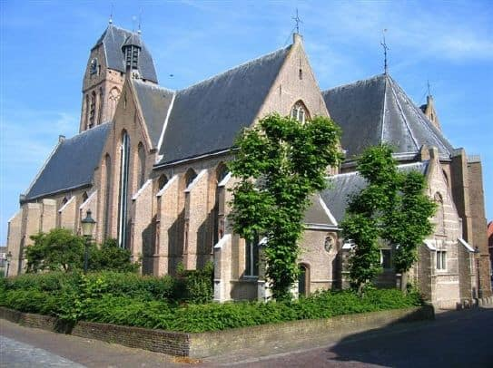 Michaëlskerk in Oudewater.