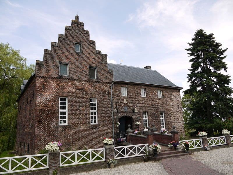 Kasteel in Lottum
