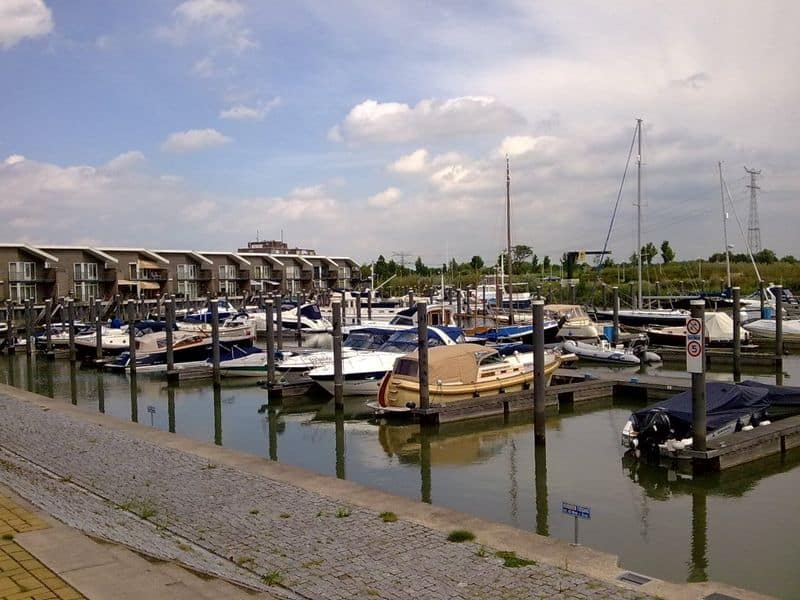Jachthaven in Capelle ad. IJssel - Foto: peter polow